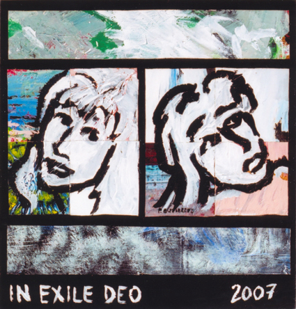 In exile deo